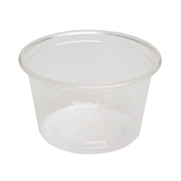 Vaso PLA, 100ml/4oz (1000 uds.)